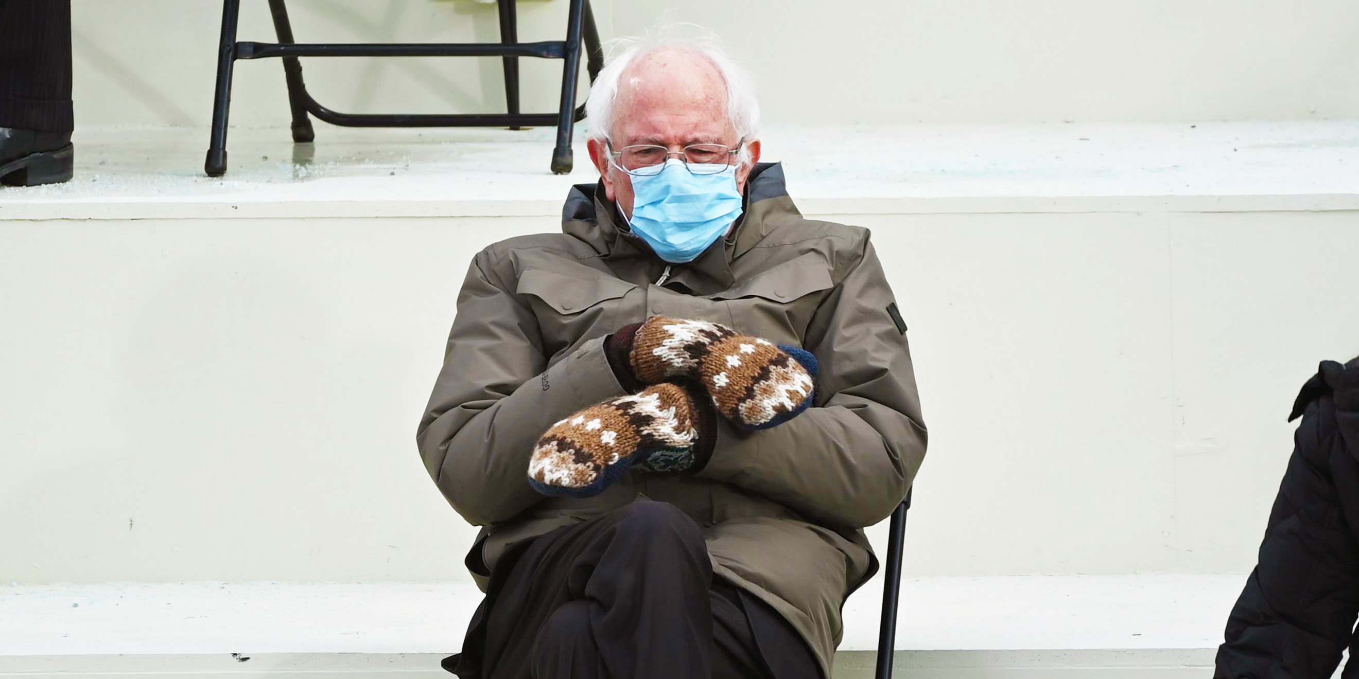 press office and digital PR support - we pitched patterns so people could make their own Bernie Sanders' mittens