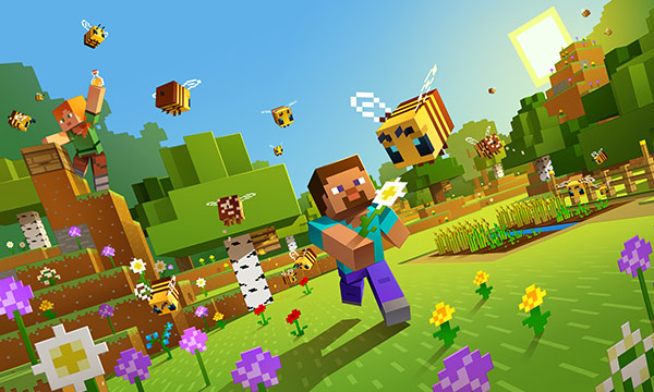 Digital PR results - we used the game Minecraft as the main focus of our campaign